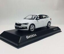i-SCALE Skoda Scala 1:43 White 657099300S9R