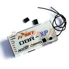 FrSky 2.4 G 8CH D8R-XP D8RXP Telemetry Receiver for rc model.