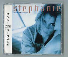 Stephanie  cd-maxi  WINDS OF CHANCE  © 1991 - EU-4-Tack CD - 656652 2 EUROPOP