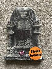Halloween Creepy 19cm Tombstone