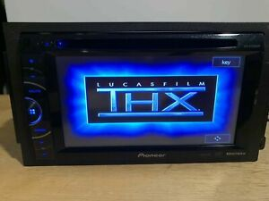 Pioneer AVH-X1500DVD MIXTRAX Multimedia DVD Receiver Touchscreen Display QIK SHI