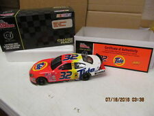 2002 Ricky Craven #32 Tide Taurus 1:24 Scale Limited Edition 1of 999 #68 COA