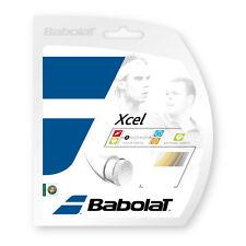 Babolat Xcel 12m Set String GAUGE 16/1.30 made in France Natural