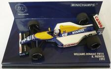 F1 1/43 WILLIAMS FW14 RENAULT PATRESE 1991 MINICHAMPS