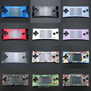New Faceplate for Original Nintendo Game Boy Micro GBM Lux Multicolor Front Case