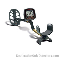 """Fisher F19 Metal Detector with waterproof 11"""" DD search coil for gold and relics"""