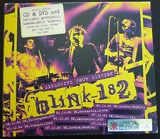 BLINK-182 EXCLUSIVE TOUR EDITION CD+DVD 2004 GEFFEN