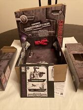 Transformers War For Cybertron Nemesis Prime Box And Accessories