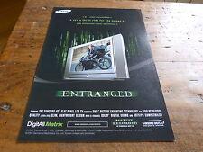 MATRIX - Publicité de magazine / Advert !!! SAMSUNG !! UK