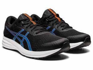 Asics Running PATRIOT™ 12 Laufschuhe Herren schwarz blau