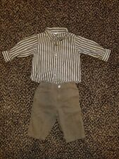 Baby Boy 6-9 Month Formal Dressy Outfit