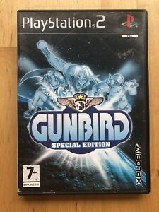 Gunbird Special Edition PS2 Rare