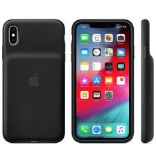 Apple iPhone XS Max Smart Battery Case Schutzhülle schwarz Handyschutzhülle