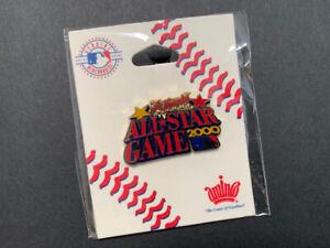 2000 Major League Baseball All-Star Game Atlanta Braves Aminco Pin