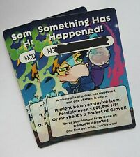 Out of Pack! Base Set Neopets Virtual Prize Codes (1) - via Email/Ebay Message