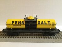 Lionel PENNSYLVANIA Salt Tanker Car
