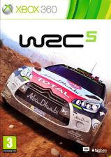 WRC 5 ~ Xbox 360 (en très bon état)