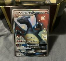POKEMON SHINY CHARIZARD GX SV49 HIDDEN FATES FULL ART GX REPACK READ DESCRIPTION