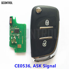 Upgraded Remote Key for PEUGEOT 207(2006-2009.6) 307(2005.3-2008) CE0536 ASK