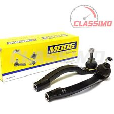 Moog Track Tie Rod End Pair for RENAULT CLIO RS 197 & 200 - 2005 to 2012