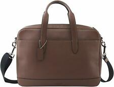 Coach Hamilton Leather Briefcase Messenger Tote