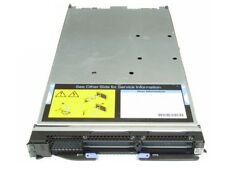 IBM HS12-CTO Blade Center E 8677 Server Intel Xeon X3323 Quad Core 4x 2.5GHz 4GB