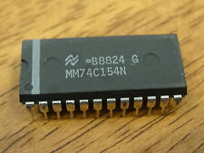 MM74C154N 74C154 74C154N IC  ********NEW, AVAILABLE FOR FAST DISPATCH!********