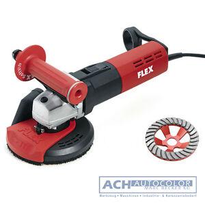 FLEX Rand-Betonschleifer LDC 1709 FR Kit Turbo-Jet Plus