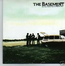 (414I) Basement, Do You Think You're Movin On - DJ CD