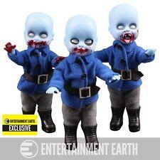 Living Dead Dolls Ee Exclusive Wizard of Oz Munchkins Set of 3 In Stock