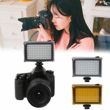 Ft-112Led Bright Shoot Video Light For Canon Nikon Minolta Camera Dv Camcorder