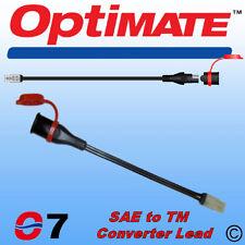 Adaptador de plomo de Batería OptiMate O-07 TM-Entrega Rápida SAE