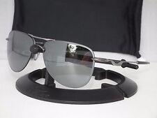 NEW OAKLEY TAILPIN AVIATOR SUNGLASSES OO4086-01 LEAD / BLACK IRIDIUM