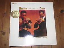 "LP - FREDDIE HUBBARD & WOODY SHAW - DOUBLE TAKE ""TOPZUSTAND!"""