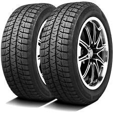 2 Tires Bridgestone Blizzak Ws80 20565r16 95t Studless Snow Winter