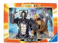 Ravensburger DOCTOR WHO 15446 Rose & Cybermen 1000 Pieces Jigsaw Puzzle