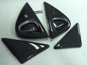 Mazda RX-7 RX7 FD3S 93 up Carbon Fiber Exterior door trims Free Rotary Plush
