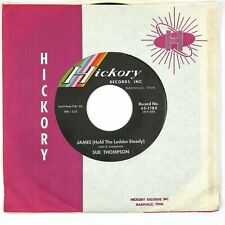 SUE THOMPSON James(Hold The Ladder Steady)/My Hero 7IN 1962 POP/ROCK NM-