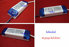 1pcs 18-30x3W Constant Current Driver 600ma for 18-30pcs 3W High Power LED chip
