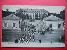 LE MANS  :  La Caserne Chanzy  ( 117è de Ligne ).