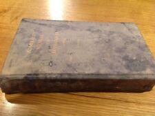 Admiralty Manual Of Seamanship Vol 1 1964 Vintage Hardback