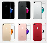 Apple iPhone 7 - 32GB - (GSM) Unlocked AT&T T-Mobile Smartphone