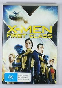 X-Men First Class DVD FREE POST