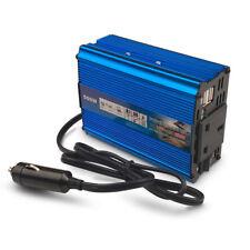 500w power converter inverter DC 12v to AC 230v 240v car vehicle Adapter 2USB