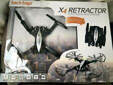 X4 Retractor Rc Quadcopter Remote Control Folding Drone