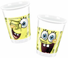 Sponge Bob Square Pants Party Cups PK 10 First Class Postage Discount Available!