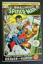 "Amazing Spider-Man No. 111. ""Kraven the Hunter""."