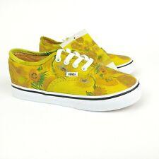 03718a76b59c Vans x Authentic Van Gogh Sunflowers True White Toddler Sz 10 New