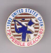"""1992 UNITED STATES OPEN - PEBBLE BEACH"" Golf Pin"