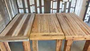 Dinning Table Coffee Table Antique Rustic Home Chunky UK Delivery
